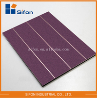 Outdoor Wall Covering Panel Aluminum Composite Panel Acm