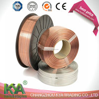 103020C25 Copper Flat Stitching Wire