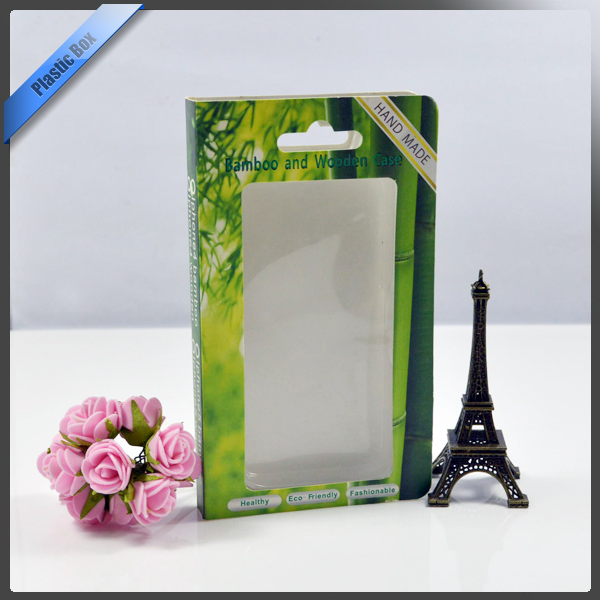 Book stryle plastic boxes for phone cases
