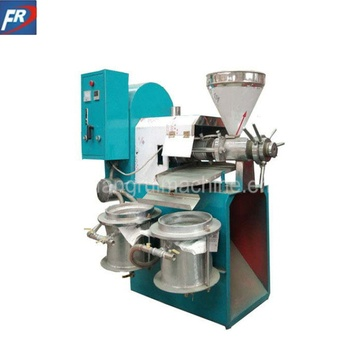Good quality small cold type palm oil press refinery machine