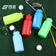 China factory best bpa free custom color plastic reusable 550ml sports cycling running gym water bottle for sale