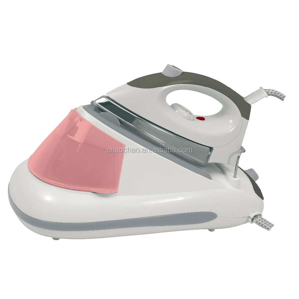 Refilling and water tank detachable electric Steam Station Iron