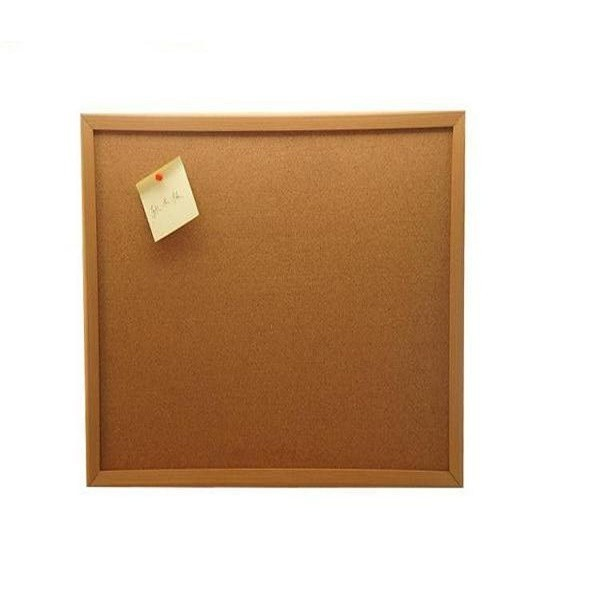 cork board for school notice push pin board