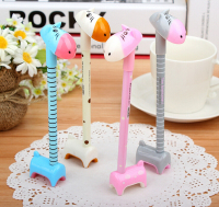 hippopotamus ball-point pen Lovely meng donkey donkey pen cartoon pen products stationery wholesale