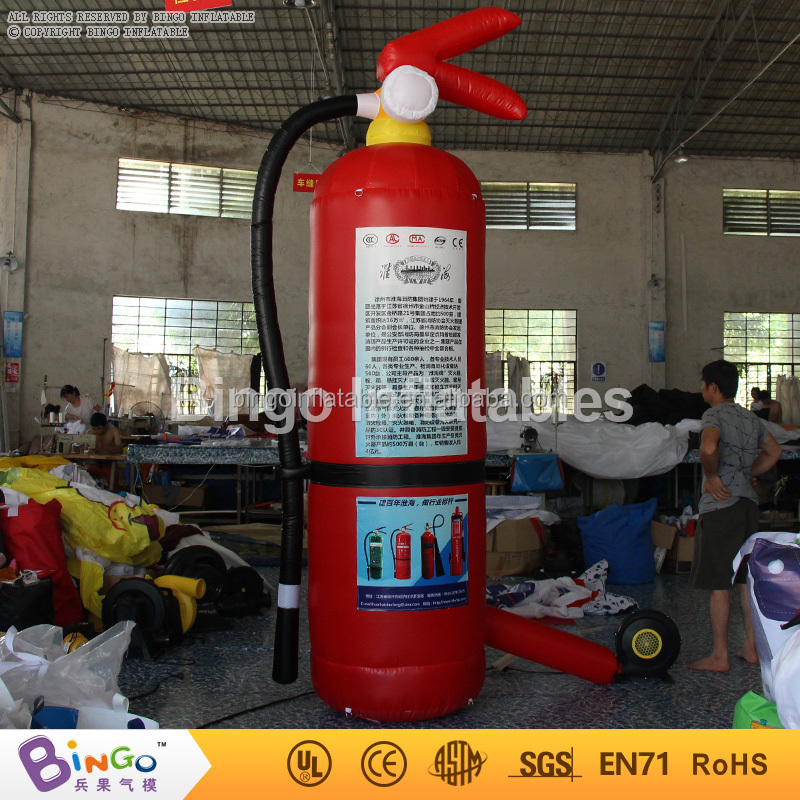 Decorative Fire Extinguisher decorative large inflatable fire extinguisher / fire appliances