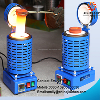 JC-K-220-2 Mini Portable Handheld Smelting Furnace