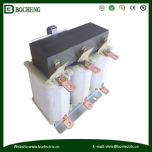 High Frequency 200 / 5A Winding Excitation Isolation Transformer With ER/ETD EMI Ferrite Core