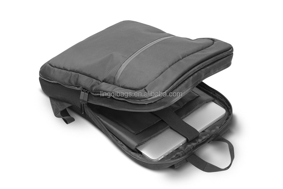 2014 ultra nylon waterproof slim laptop backpack