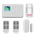Kerui KR-G18 Wireless Home Security GSM Alarm System DIY Kit With IOS/Android APP Control