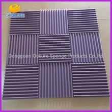 High quality foam soundproof and fireproof,studio recording foam,soundproof material