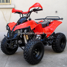 4 wheeler 4 Stroke Air Cooled Offroad Quad 4x2 110CC ATV with CE