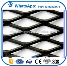 powder coated expanded metal mesh, aluminum expanded metal mesh low prices China factory