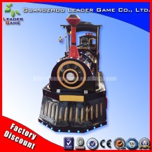 High quality interesting amusement item cheap electric mini train brass model trains