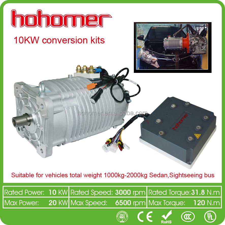 hohomer nergie nouvelle voiture lectrique kits de conversion 10kw dc96v pour voiture smart. Black Bedroom Furniture Sets. Home Design Ideas