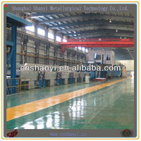 Continuous Color Coating Line with Primer painting