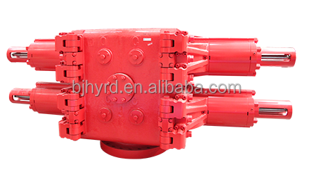 API Standard Single ram BOP 15000 psi double Ram parts 2FZ23-105 BOP/blowout preventer