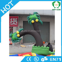 HI top quality sky dancer inflatable air man dancer,indoor inflatable air dancer ,small inflatable advertising