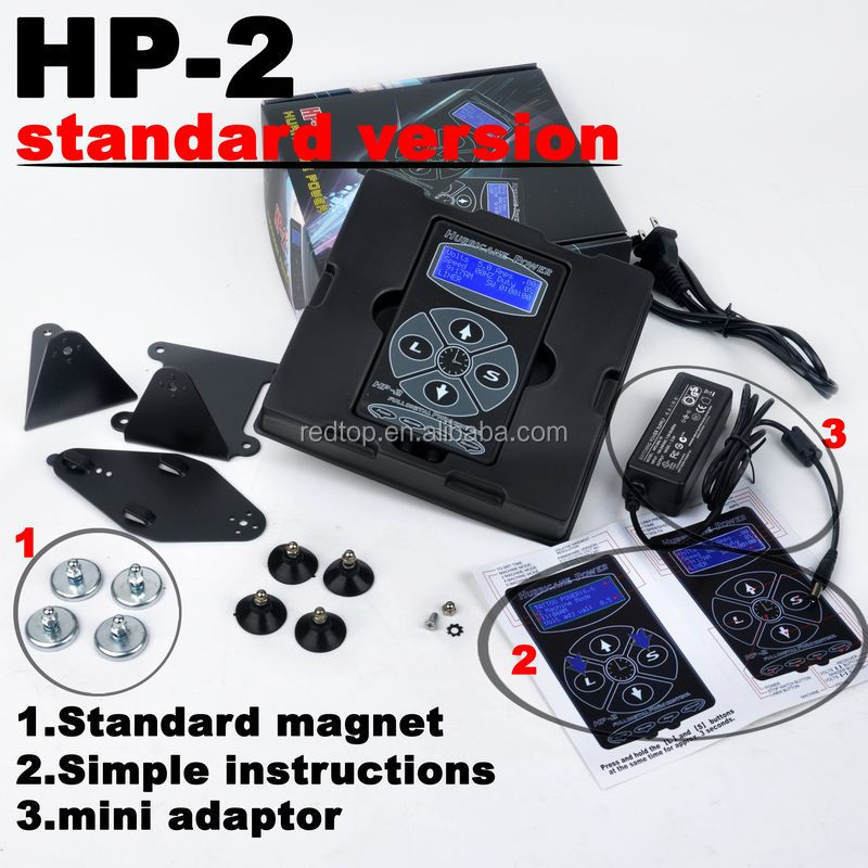 Professional wholesale tattoo power supply HP-2