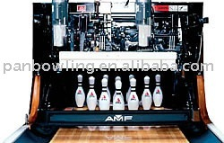 AMF bowling equipment