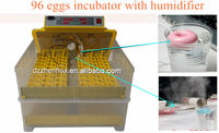 CE Chicken,Reptile,Bird,Emu,Ostrich,duck,goose,quail.turkey,broiler Usage and New Condition egg incubator/96 eggs incubator