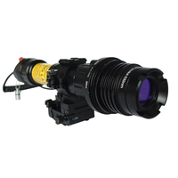 High power outdoor hunting camping 830 to 980nm laser infrared flashlight