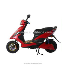 Hot Sale Red Electric Bicycle/Scooter for Adult 2 Wheel Electric Moped/Motorcycle/Motorbike/Bike Made in China