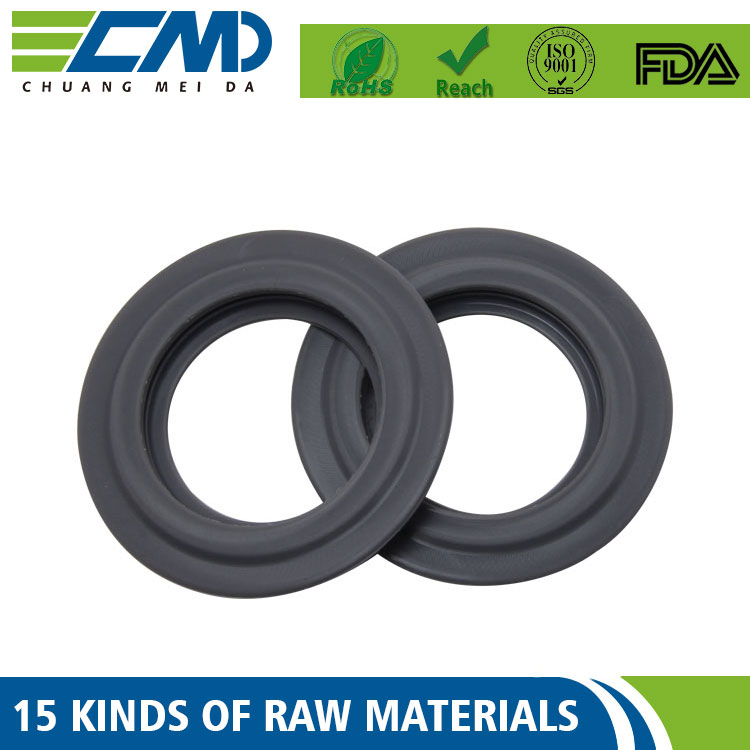 Professional Automotive Molded Grey RTV Silicon Gasket