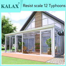 Newest Aluminium sunrooms designs low cost greenhouse for your chosen
