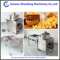 Automatic and durable popcorn machine