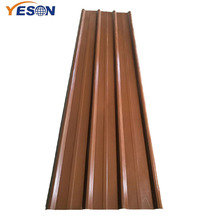 Prevent corrosion ppgi iron corrugated sheets for roofing price in kenya
