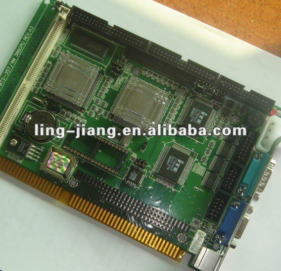 AAEON SBC-357/4M Half Size Card/ DiskOnChip (SSD) up to 72MB