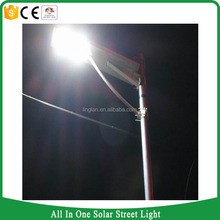 CE/RoHS/IP65 Approved Fixtures Wholesale 40W Double Solar Lamps Energy Saving Led Street Lighting