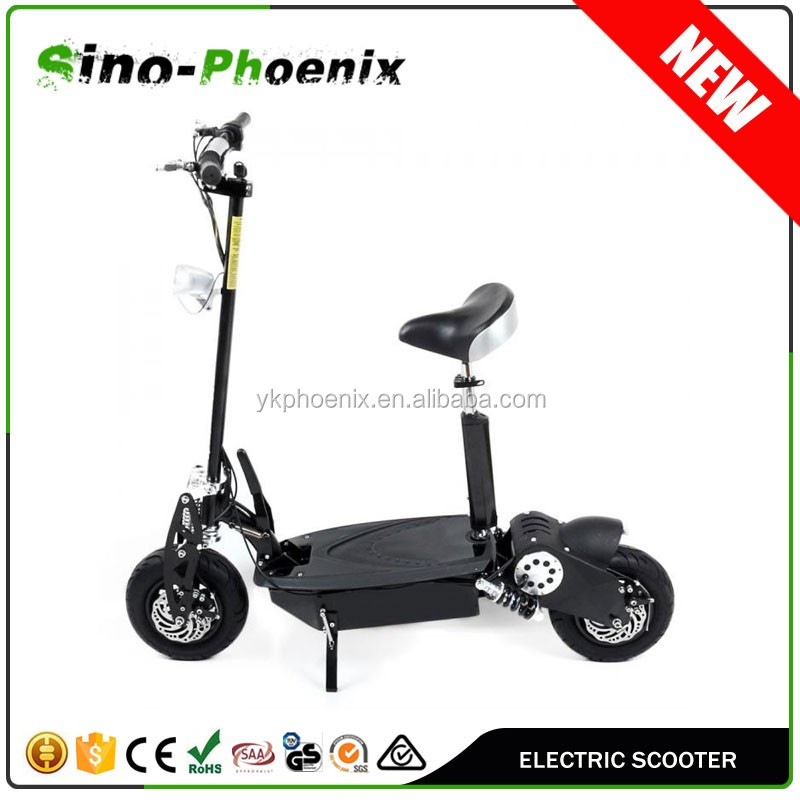 1600w brushless 48v electric scooter ( PES02-1600W )