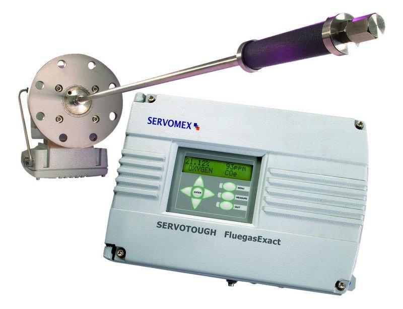 De alto rendimiento de gas analizador de ox geno o2 y for Analizador de oxigeno
