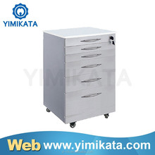 2017 High quality good mobile dental cabinet for dental clinic