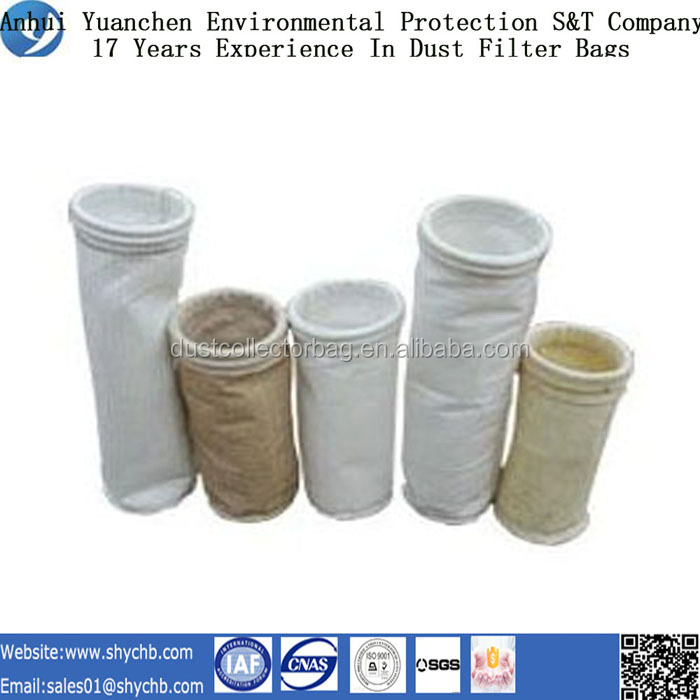 Eco-Friendly FMS Material Filter Bag For Dust Collection Bag