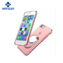 2017 new arrived mobile phone accessories match magnet car holder phone case , for iphone 7 clear case