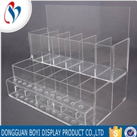 New Design Lucite Acrylic Stand Shelves