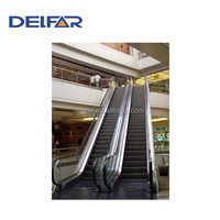 Luxury Indoor Types escalator price for Residential