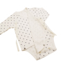 Wholesales Cheap Spring Long Sleeve 100% Organic Cotton baby romper
