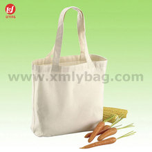 Fashion Blank Nature Cotton Canvas Tote Bags