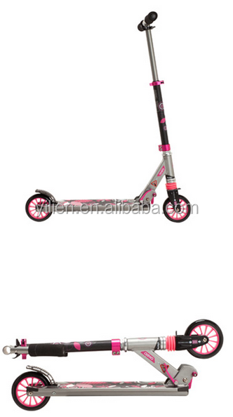 All aluminium material kick scooter 145mm wheel kick scooter,