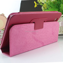 2015 Alibaba express leather belt clip 7 inch tablet case for lenovo a5000,Case for lenovo a5000