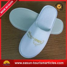 airplane slippers slippers for airline nonwoven disposable slippers hot wholesales