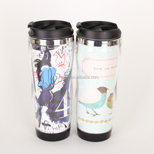hot sale cheap double wall insulated advertisement thermo tumbler