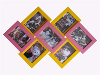 Beautiful wholesale custom new design decorative photo frame