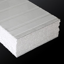 50MM Polystyrene eps Foam cladding panel cement Foam Sandwich decorative insulation wall roof Panel price