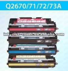 Color Toner Cartridge 2670 2671 2671 2673 for HP Laser Jet 3500/3550