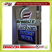 Chinese Products Wholesale letter display signs detail