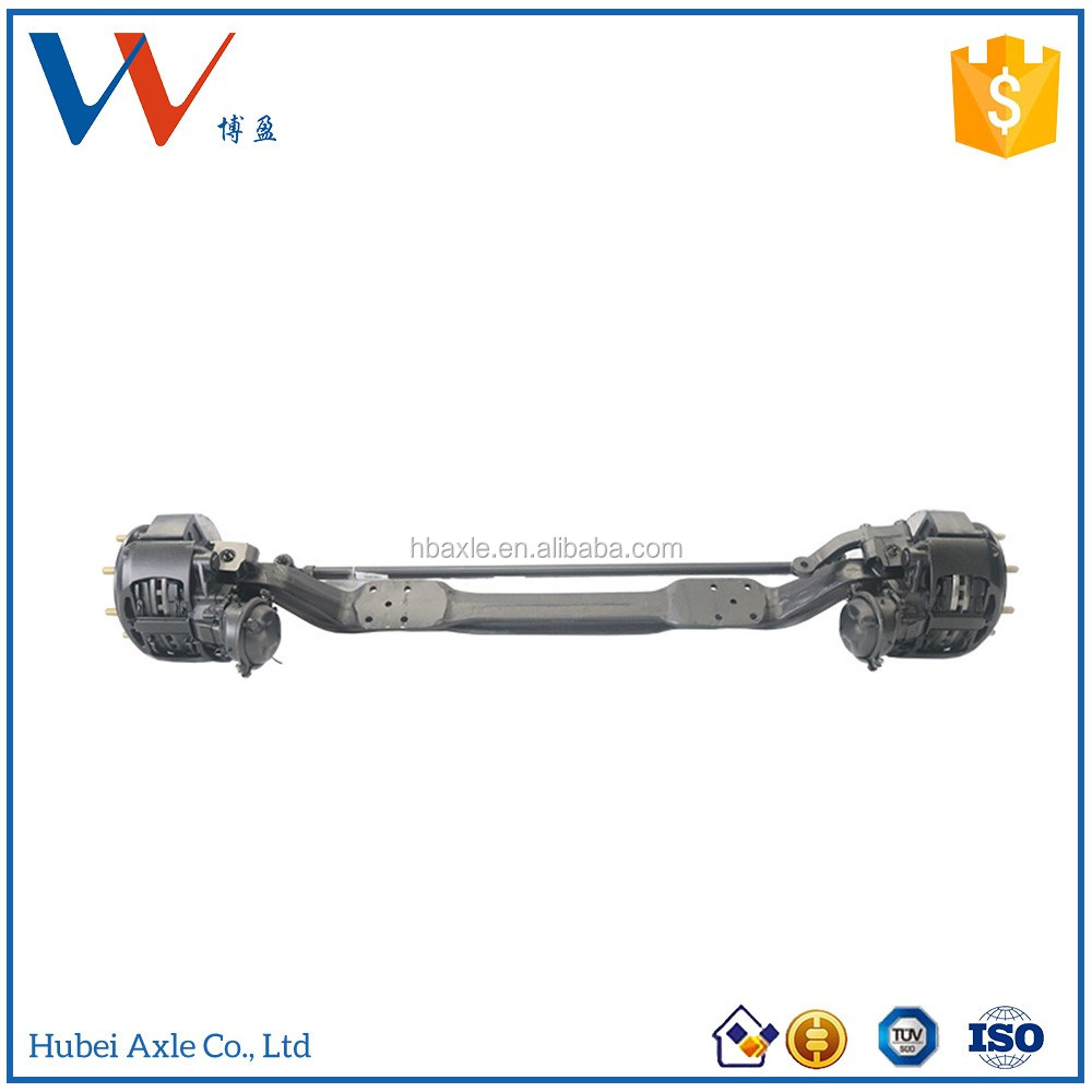 steerable commercial Vehicle drivetrain part bus front axles for sale